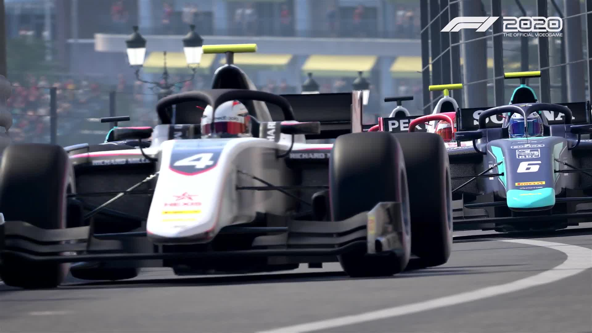 Trailer, Rennspiel, Codemasters, Formel 1, F1, F1 2020