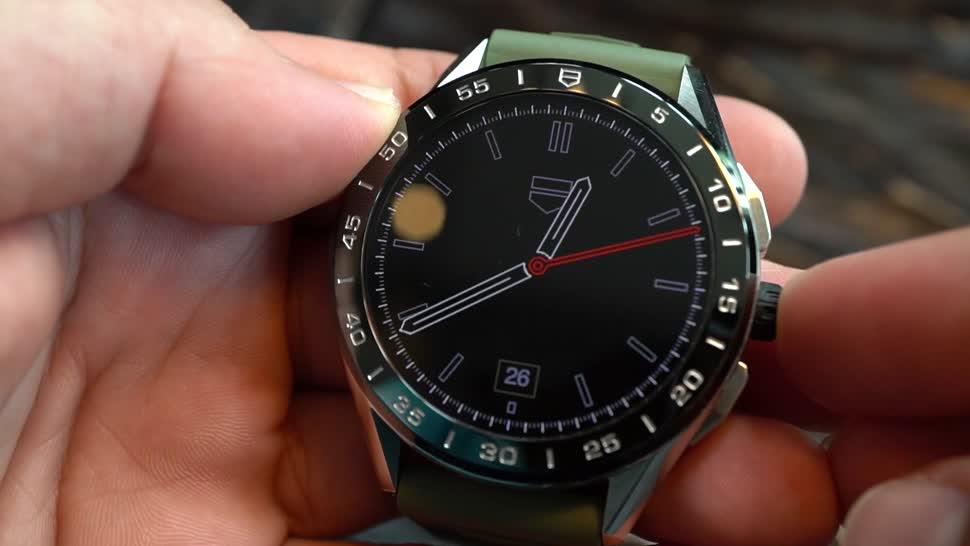 Android, Test, smartwatch, Uhr, Wearables, NewGadgets, Johannes Knapp, Android Wear, Wear OS, TAG Heuer, Tag Heuer Connected, Tag Heuer Connected 2020