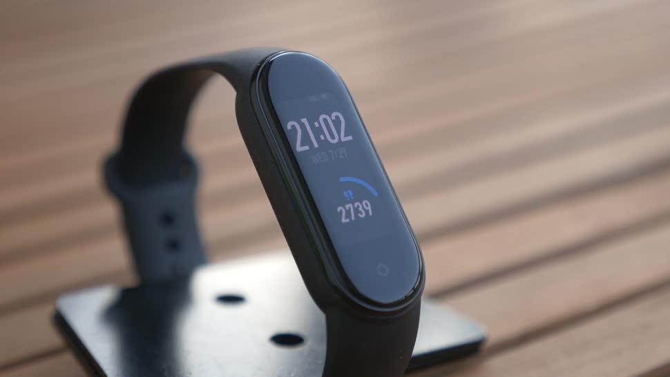 Test, Xiaomi, Sport, Timm Mohn, Armband, Mi Band 5, Fitness Tracker