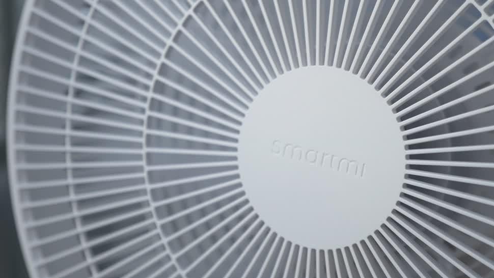Test, Xiaomi, Smart Home, Timm Mohn, Ventilator, Smartmi, Standing Fan 2S