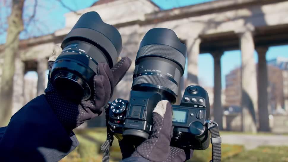 ValueTech, Fotografie, Objektiv, DSLM, Sigma, 14-24mm F2.8 DG DN ART