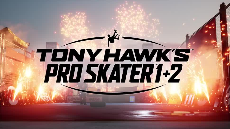Trailer, Sportspiel, Tony Hawk, Tony Hawk's Pro Skater, Tony Hawk's Pro Skater 1 & 2, Tony Hawk's Pro Skater 1 + 2
