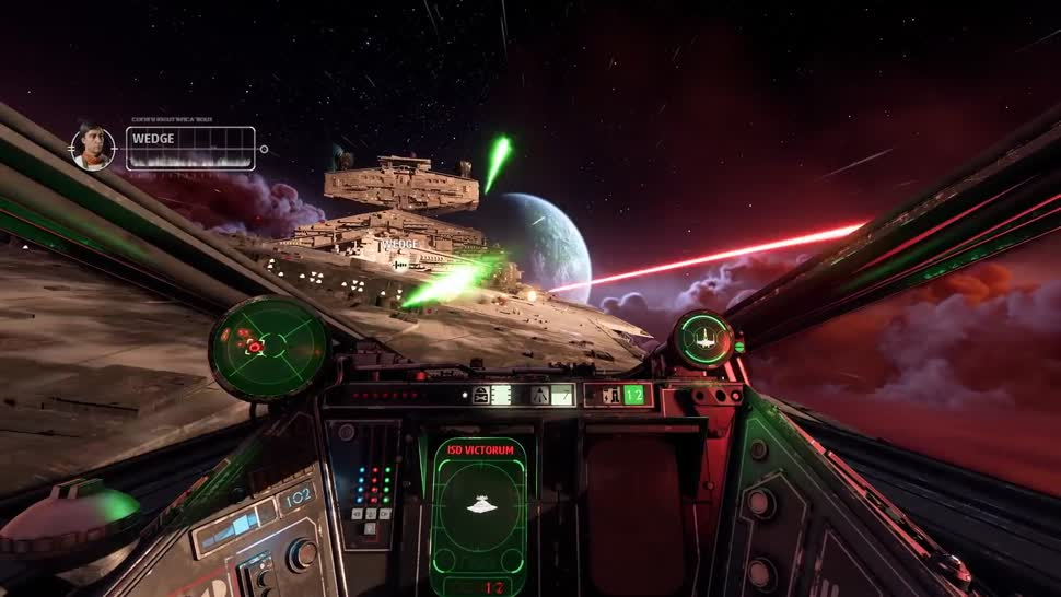 Trailer, Electronic Arts, Ea, Gameplay, Gamescom, Weltraum, Star Wars, Gamescom 2020, Star Wars: Squadrons