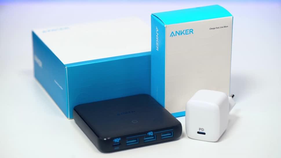 Test, Hardware, ValueTech, Usb, USB Type-C, Stromversorgung, Netzteil, Gallium-Nitrid