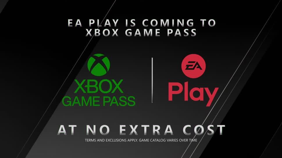Microsoft, Trailer, Windows 10, Xbox, Xbox One, Electronic Arts, Ea, Microsoft Xbox One, Xbox Series X, Abonnement, Xbox Game Pass, Xbox Series S, EA Play