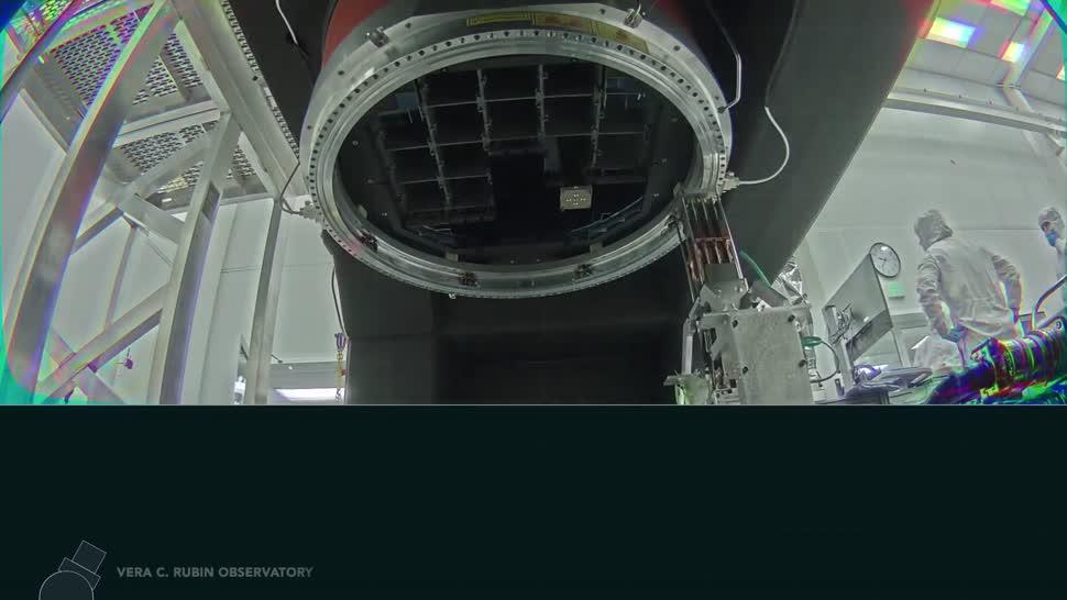 Test, Kamera, Bilder, Weltraum, Bild, Fotografie, Aufnahmen, Digitalkamera, Fotografieren, Sternenhimmel, Sternwarte, Rubin Observatory'