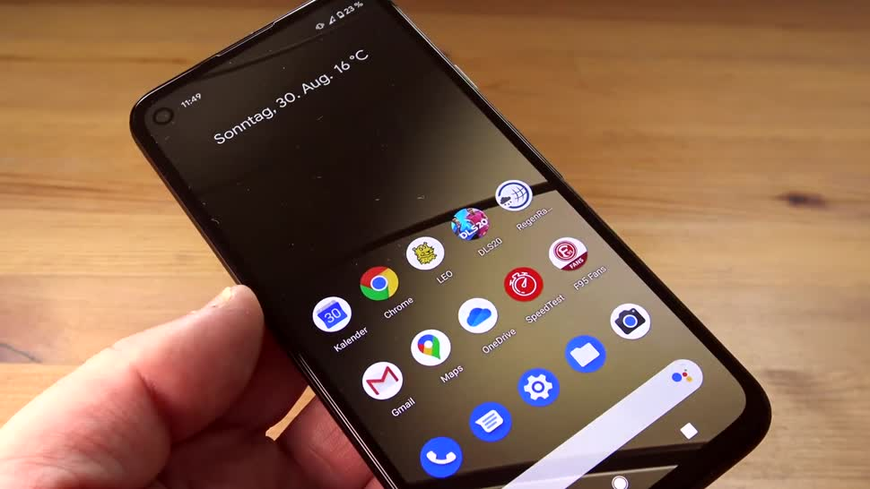 Smartphone, Google, Android, Test, ValueTech, Pixel 4a