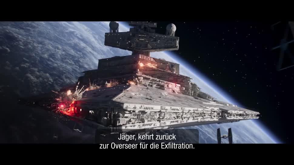 Trailer, Electronic Arts, Ea, Star Wars, Kurzfilm, Star Wars: Squadrons, Star Wars Squadrons