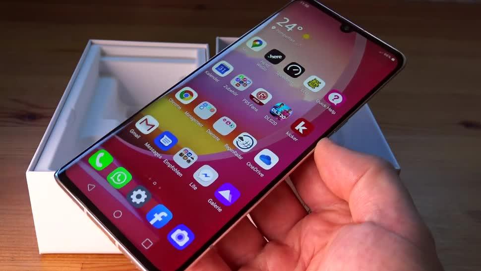 Smartphone, Android, Test, LG, ValueTech, Velvet