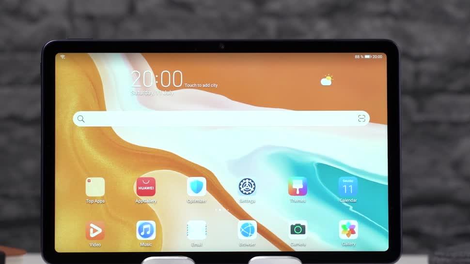 Android, Tablet, Huawei, Test, Andrzej Tokarski, Tabletblog, Android 10, MatePad, Huawei MatePad, Huawei MatePad 10.4, MatePad 10.4