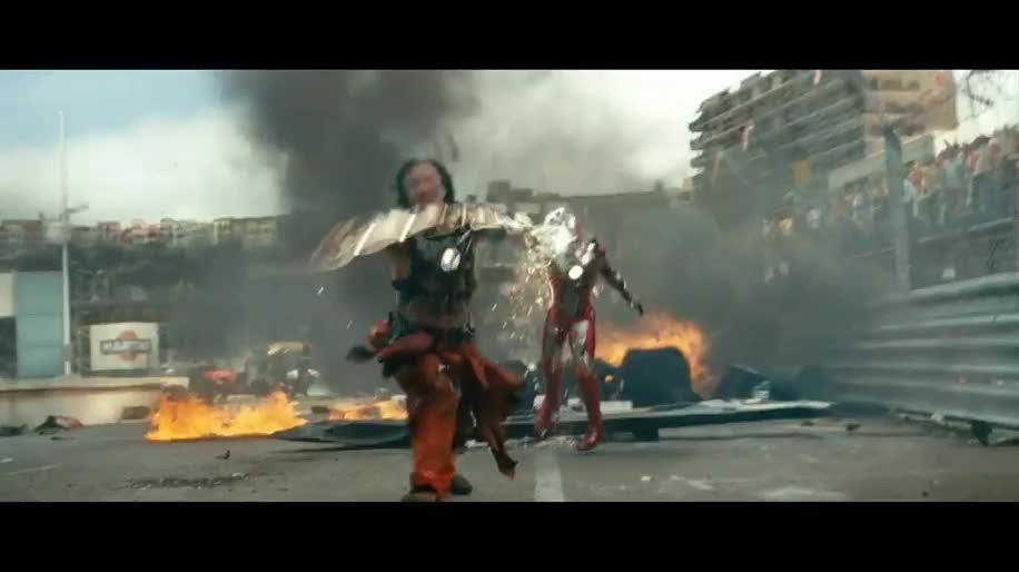 Film, Kino, Iron Man 2