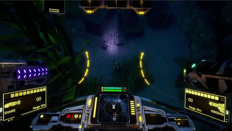 Trailer, actionspiel, Thq, THQ Nordic, Aquanox Deep Descent, Aquanox, Deep Descent