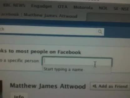 Facebook, Sicherheitslücke, Social Network