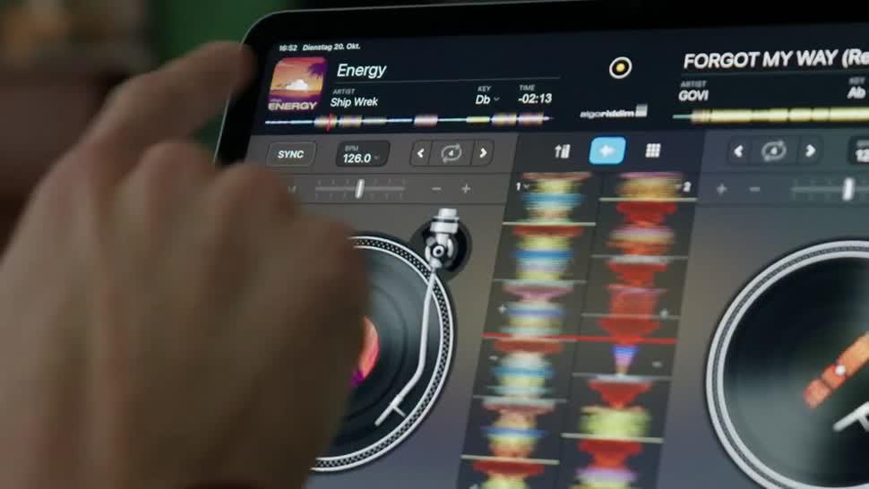 Apple, Tablet, iOS, Ipad, iPad air, iPad Air 4, iPad Air 2020, A14
