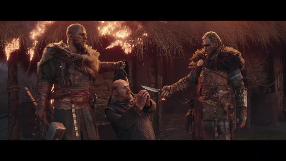 Trailer, Ubisoft, Werbespot, actionspiel, Assassin's Creed, Assassin's Creed Valhalla