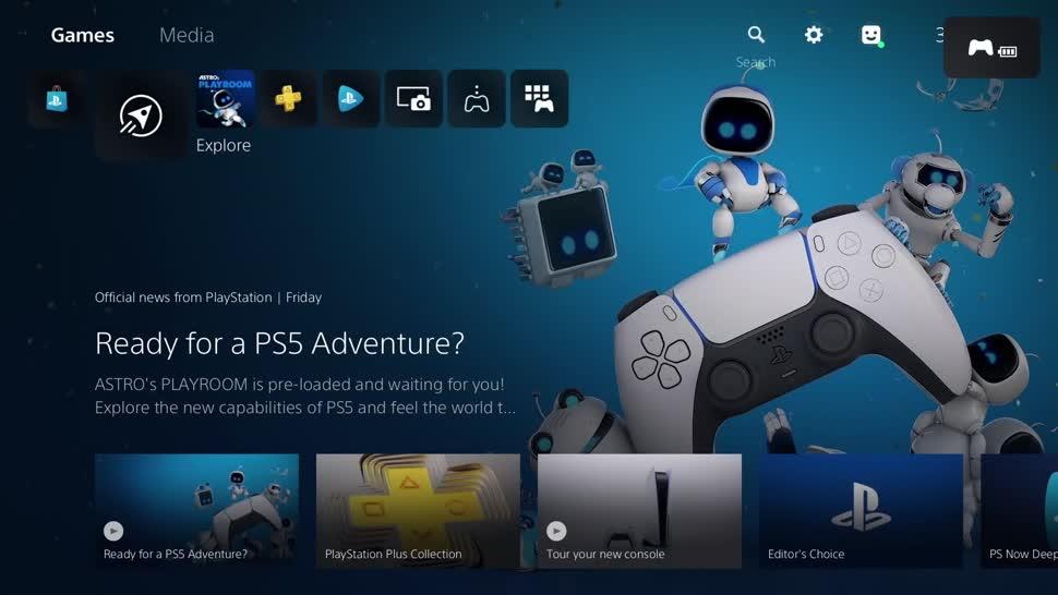 Konsole, Sony, Playstation, Spielekonsole, PlayStation 5, ps5, Sony PlayStation 5, Anleitung, Sony Interactive Entertainment