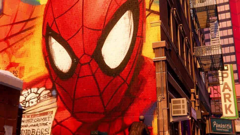 Trailer, Sony, Playstation, actionspiel, PlayStation 5, ps5, Marvel, Spider-Man, Spider-Man: Miles Morales, Spider-Man Miles Morales, Marvel's Spider-man: Miles Morales