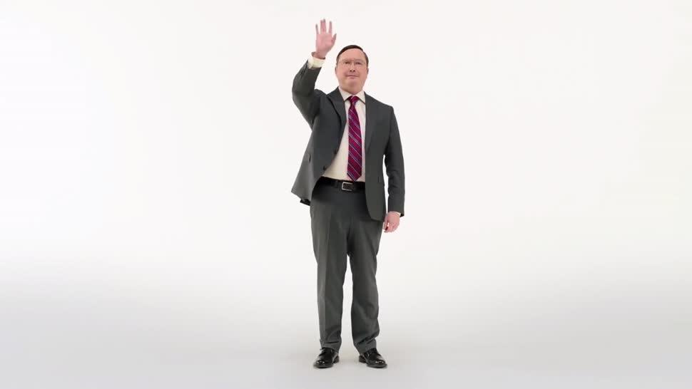 Apple, Werbung, Werbespot, Mac, Macintosh, I'm a PC, John Hodgman