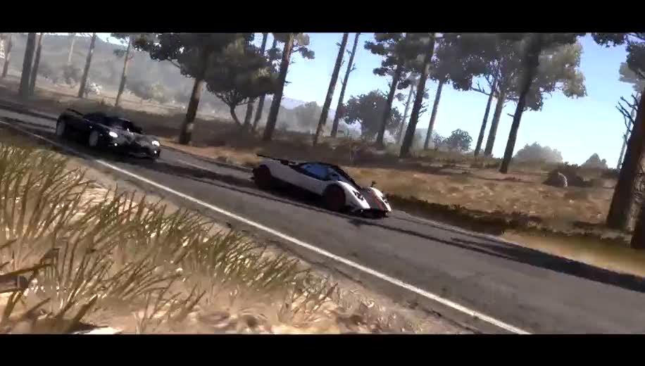 Rennspiel, Test Drive Unlimited 2, Eden Games