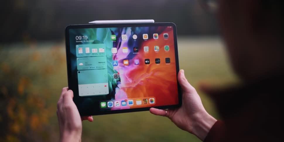 Apple, Tablet, Ipad, Test, Apple Ipad, iPad air, Apple iPad air, Jonas Kaniuth, TechnikFreundYT, iPad Air 4, iPad Air 2020, Apple iPad Air 4