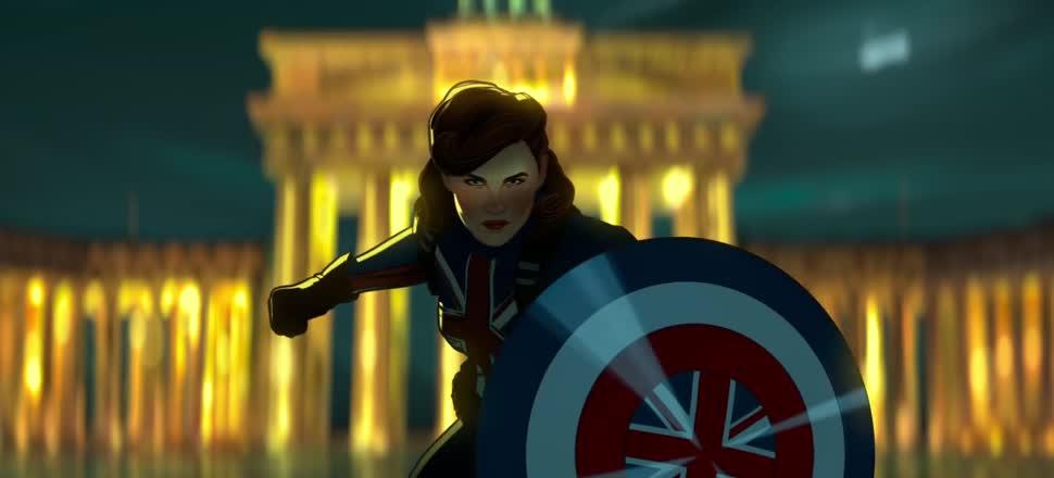 Trailer, Serie, Disney, Disney+, Marvel, Superhelden, What If, What If…?
