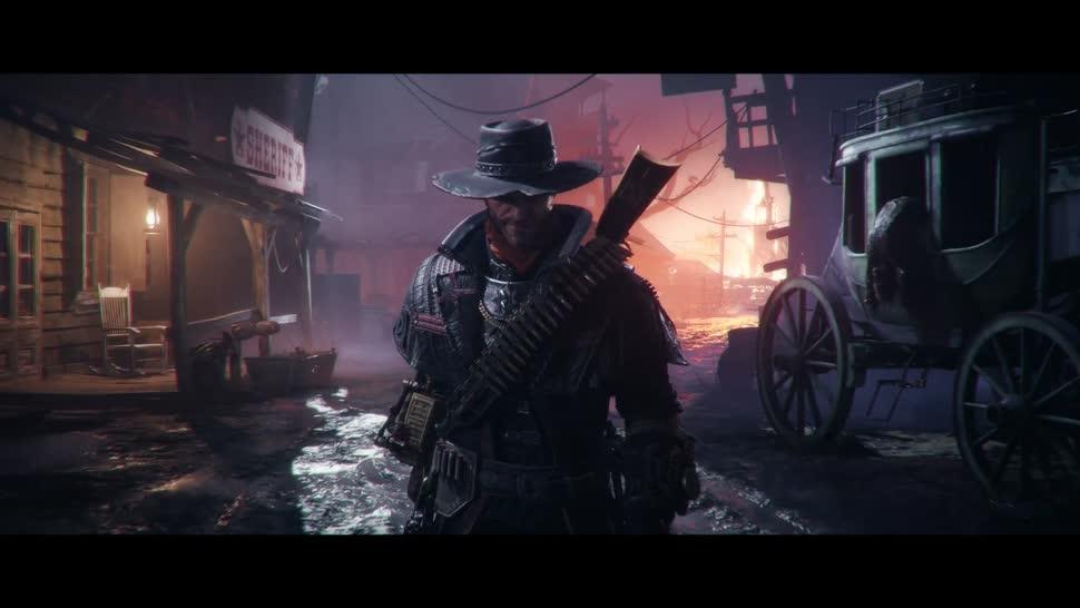 Trailer, Focus Home Interactive, Game Awards 2020, Flying Wild Hog, Evil West