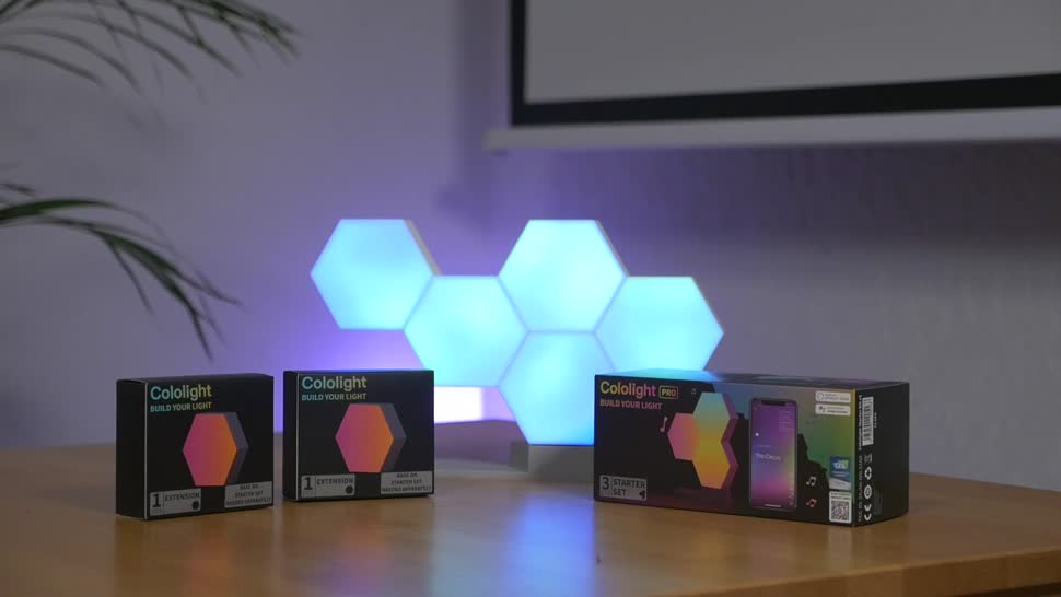 Test, Smart Home, Timm Mohn, Licht, Led, Lampe, Cololight, Cololight Pro