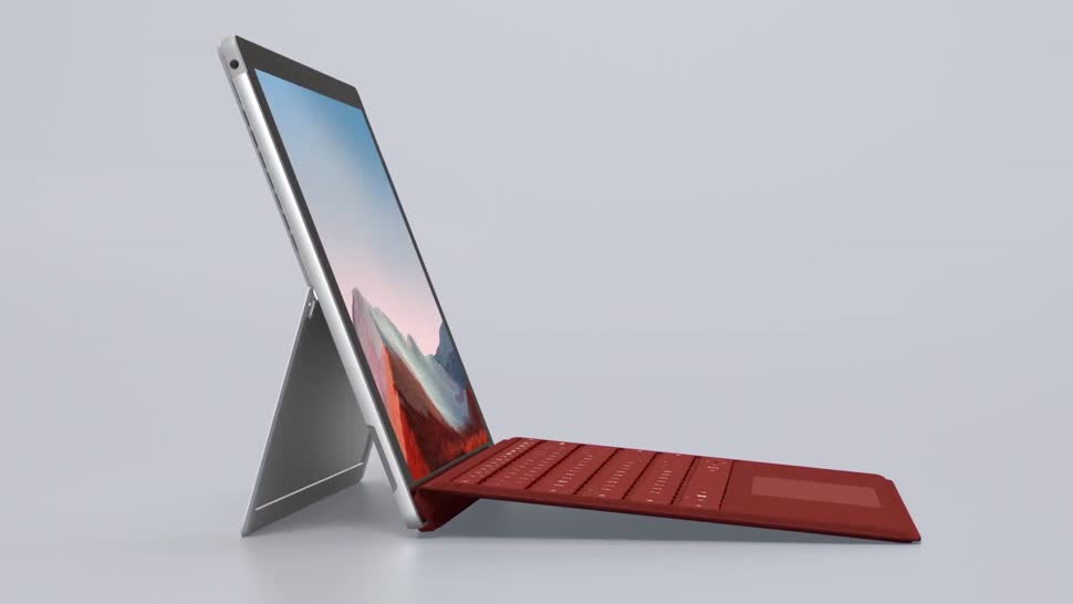 Microsoft, Windows 10, Tablet, Intel, Surface, Microsoft Surface, 2-in-1, Intel Core, esim, Microsoft Surface Pro 7 Plus, Microsoft Surface Pro 7+, Surface Pro 7+
