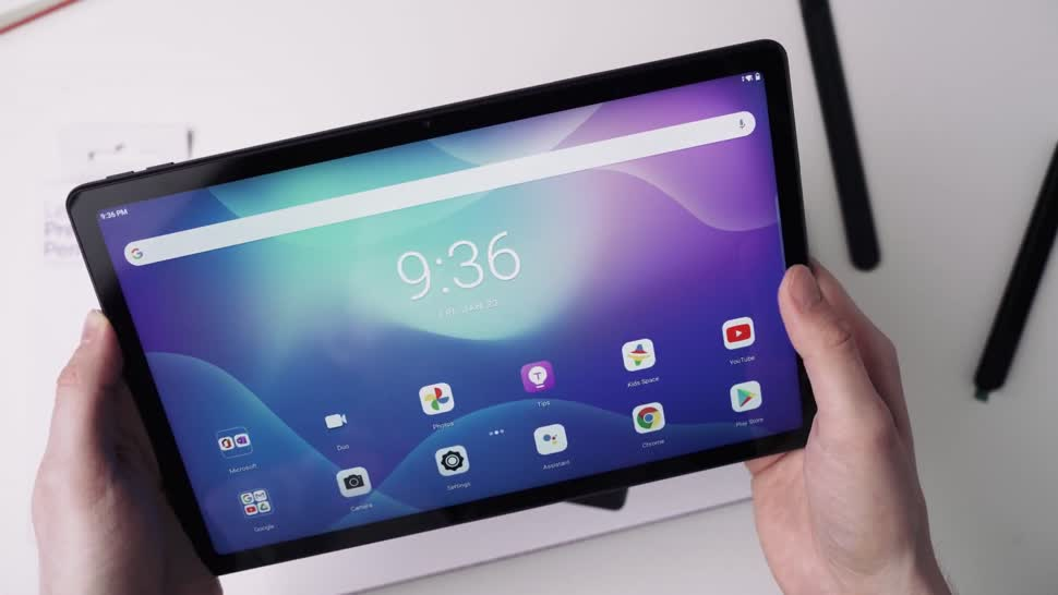 Android, Tablet, Lenovo, Andrzej Tokarski, Android 10, Tabletblog, Unboxing, Lenovo Tab, Lenovo Tab P11, Tab P11, Lenovo Precision Pen 2, Precision Pen 2