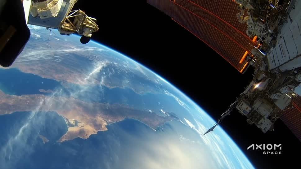 Weltraum, Raumfahrt, Nasa, Spacex, Iss, International Space Station, internationale Raumstation