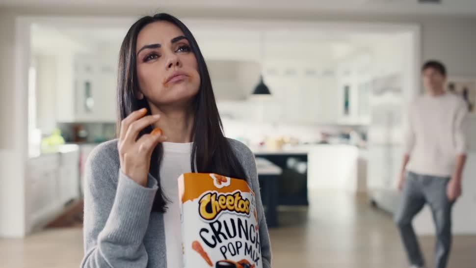 Werbung, Werbespot, Super Bowl, Super Bowl 2021, Cheetos