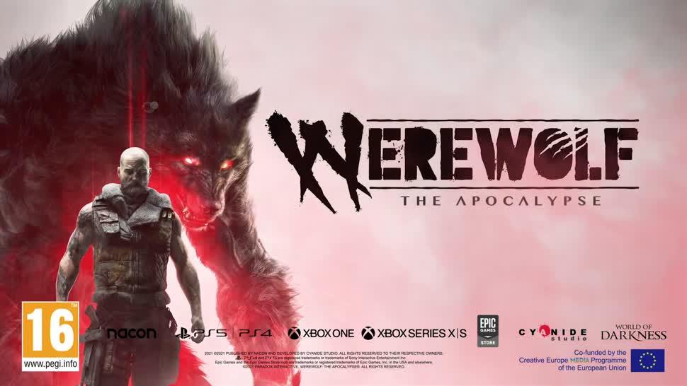 Trailer, actionspiel, Nacon, Werewolf: The Apocalypse - Earthblood, Werewolf: The Apocalypse, Werewolf, Earthblood