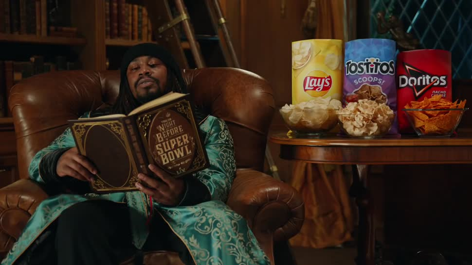 Werbung, Werbespot, Super Bowl, Super Bowl 2021, Doritos, Frito-Lay, Lay's