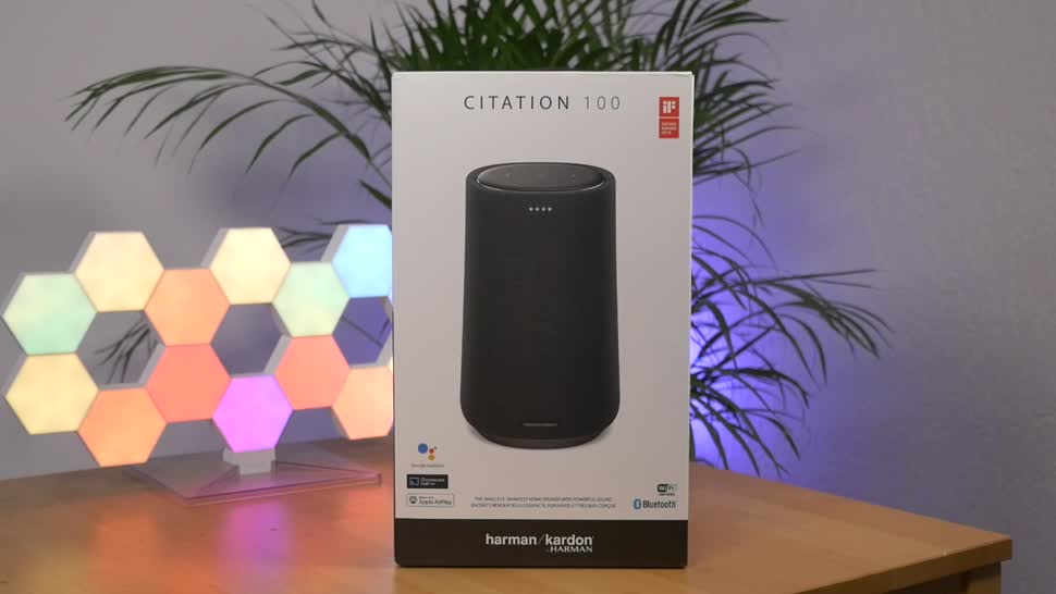 Test, Bluetooth, Lautsprecher, Smart Home, Timm Mohn, Google Assistant, Harman-Kardon, Citation 100 MKII