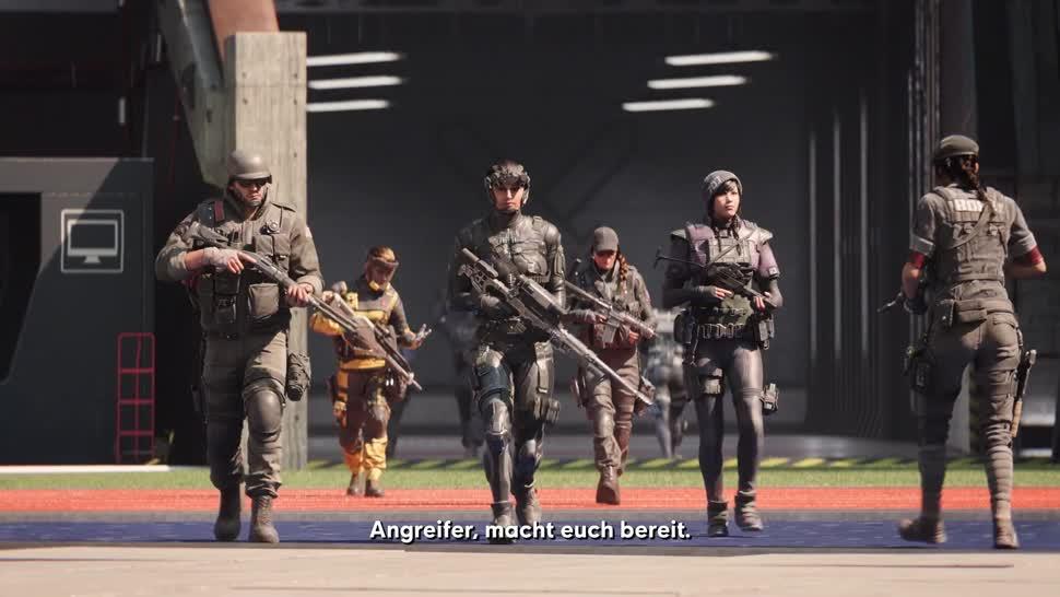 Trailer, Ubisoft, Tom Clancy, Rainbow Six, Tom Clancy's Rainbow Six Siege, Rainbow Six Siege