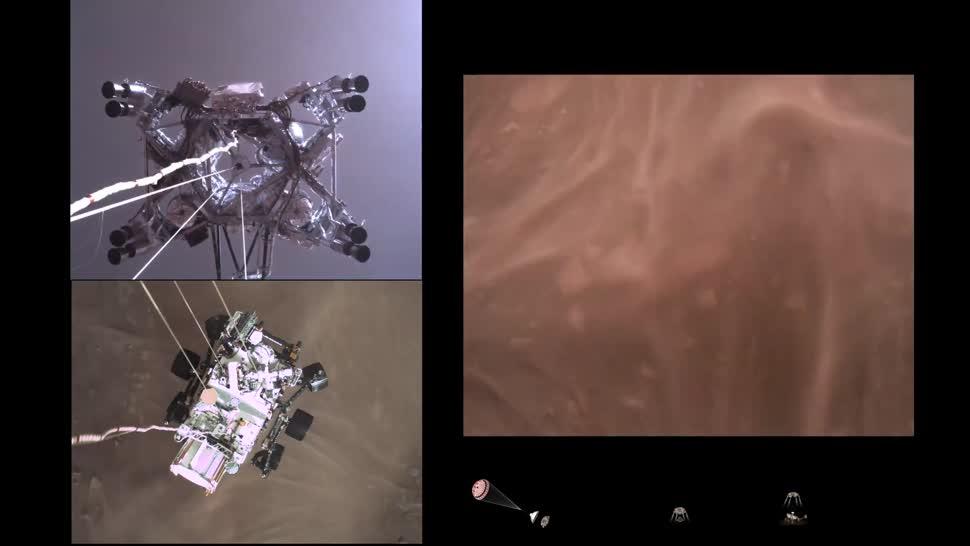 Forschung, Wissenschaft, Weltraum, Raumfahrt, Nasa, Mars, Sonde, Curiosity, Mars-Rover, Perserverance