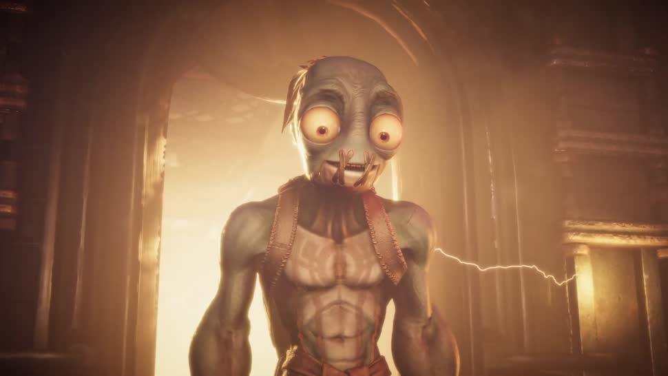 Trailer, Sony, PlayStation 4, Playstation, PS4, Sony PlayStation 4, ps5, Sony PS4, Adventure, Jump & Run, Oddworld, Oddworld Inhabitants, Oddworld Soulstorm, Soulstorm, Oddworld: Soulstorm