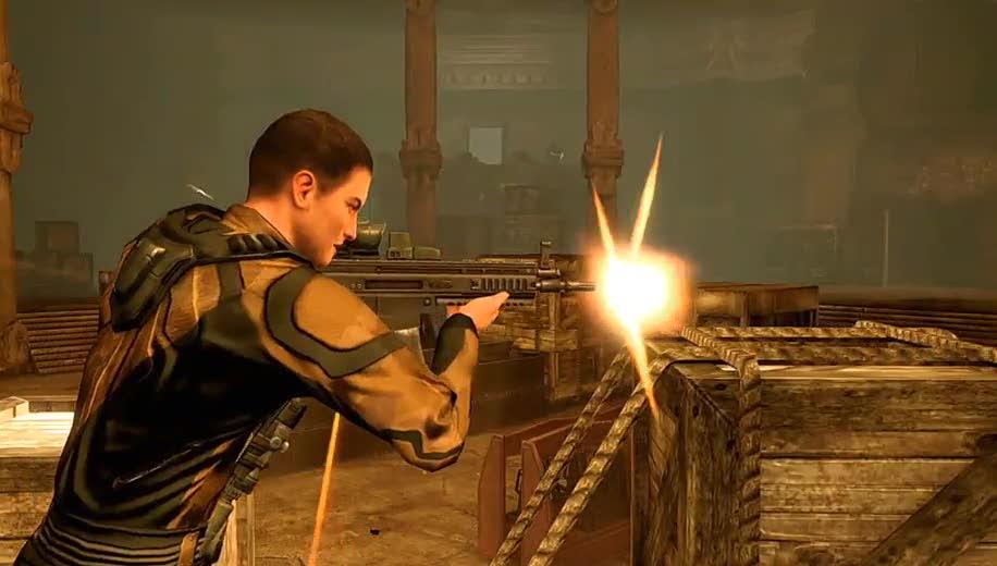 SEGA, Alpha Protocol, Agenten-Rollenspiel