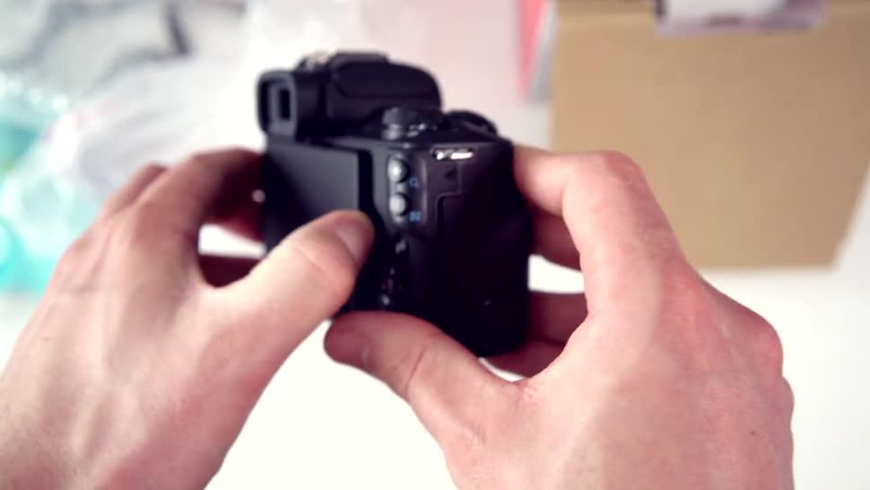 Kamera, ValueTech, Fotografie, Canon, DSLM, Systemkamera, EOS M50 Mark II