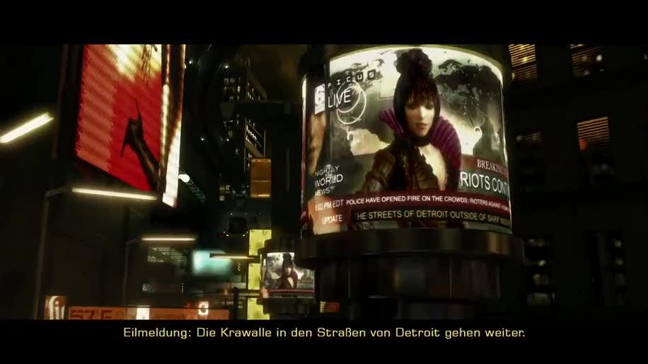Deus Ex 3, Human Revolution, Deus Ex 3: Human Revolution