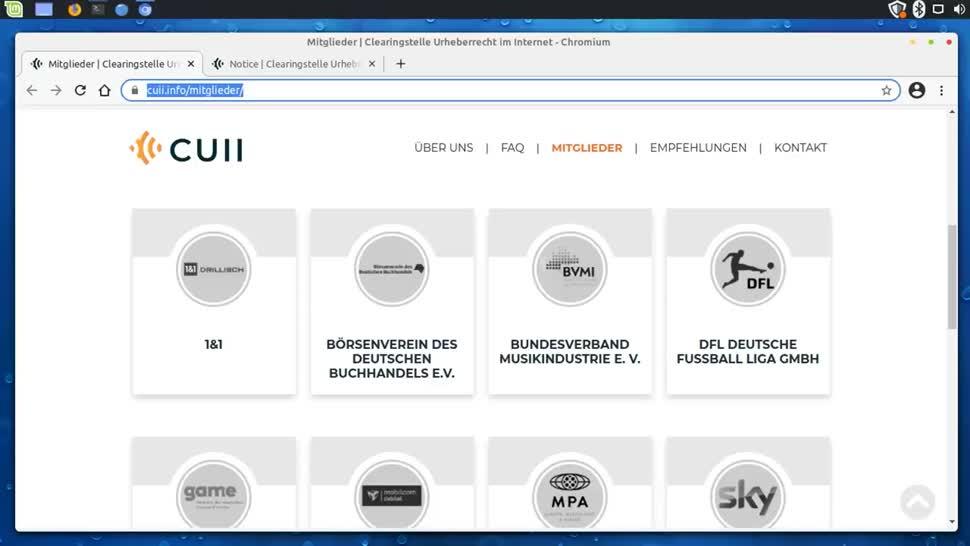 Urheberrecht, Deutsche Telekom, Vodafone, Urheberrechtsverletzungen, SemperVideo, Filter, Netzsperren, Dns