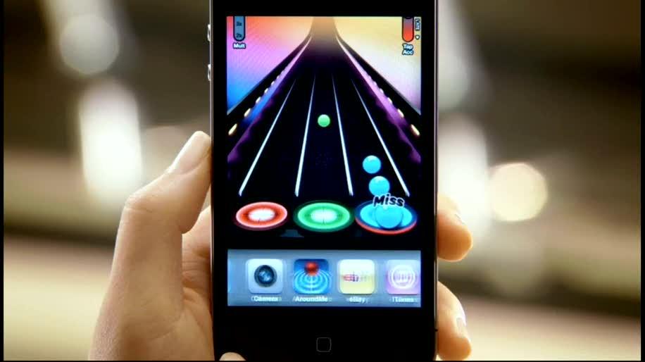 Apple, Iphone, iOS, iPhone 4