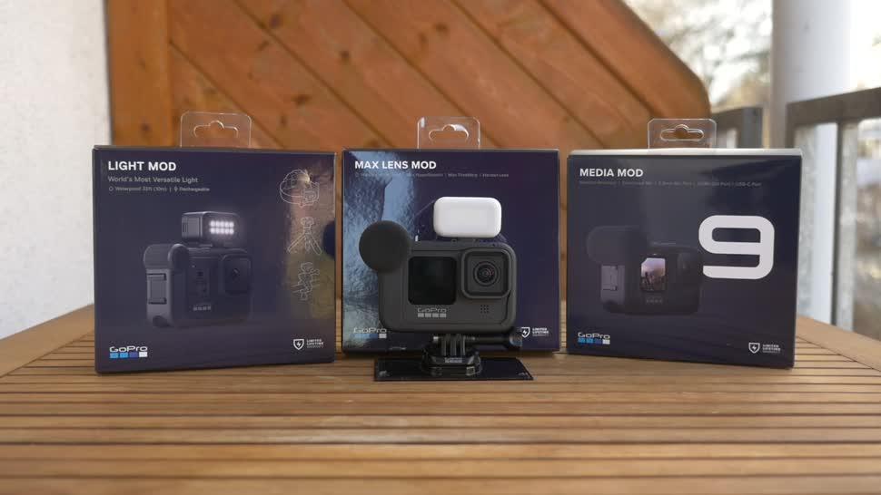 Test, Kamera, Timm Mohn, Mod, GoPro, Actioncam, Gopro Hero 9