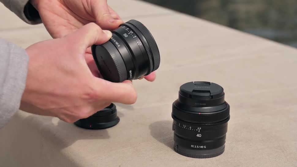 Sony, Test, ValueTech, Fotografie, Objektiv, Festbrennweite, Sony FE 50 mm f/2.5 G, Sony FE 40 mm f/2.5 G