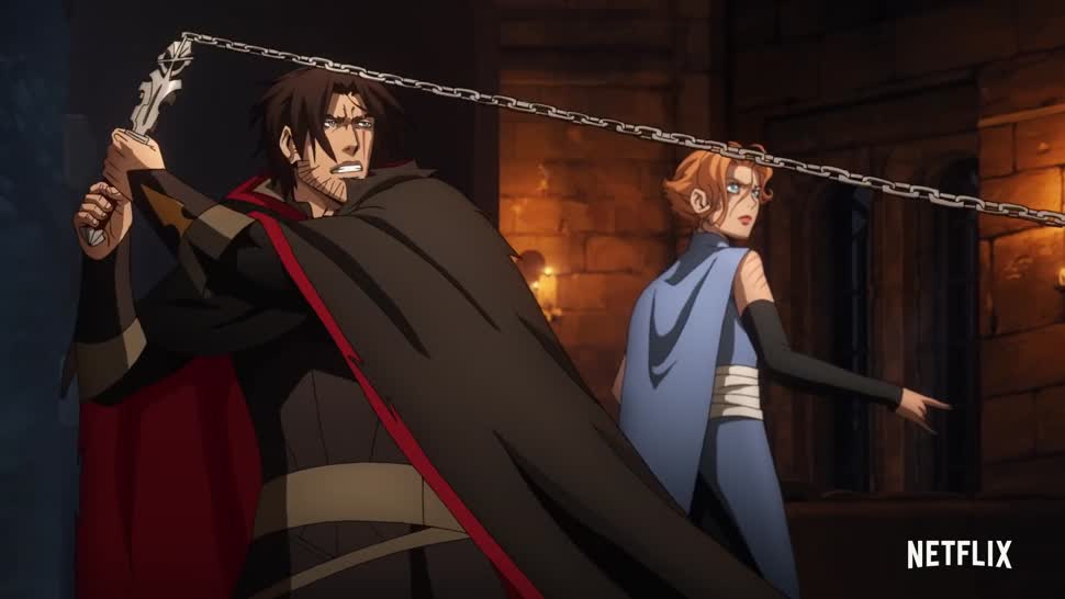 Trailer, Streaming, Netflix, Serie, Videostreaming, Castlevania