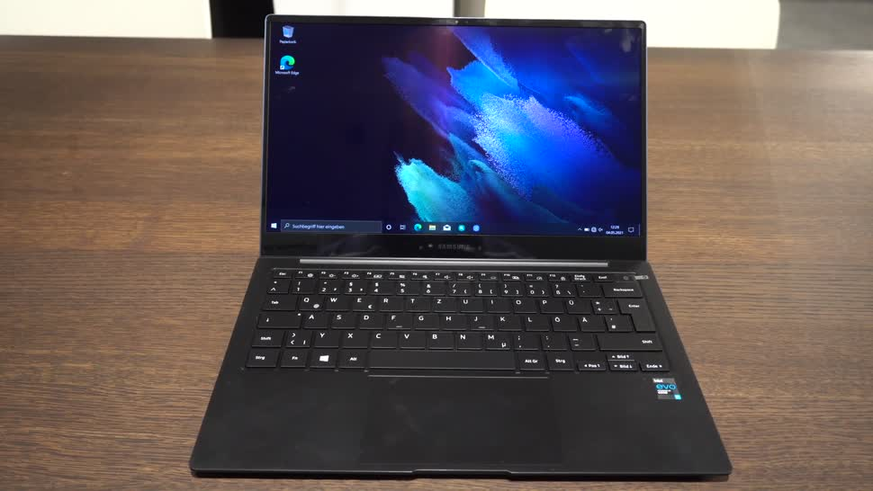 Windows 10, Samsung, Notebook, Laptop, Galaxy, Samsung Galaxy, Hands-On, NewGadgets, Johannes Knapp, Samsung Galaxy Book, Galaxy Book Pro, Samsung Galaxy Book Pro