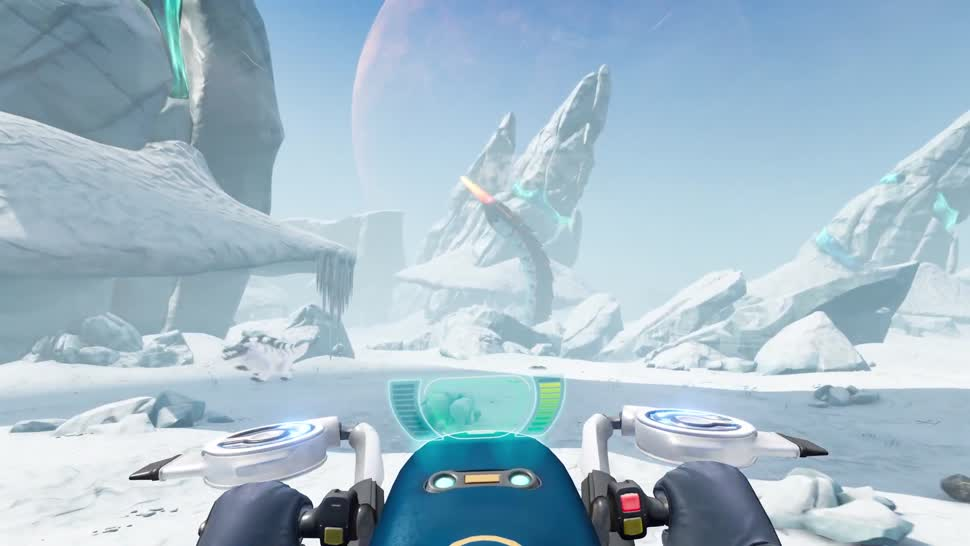 Trailer, Adventure, Bandai Namco, Survival, Open World, Unknown Worlds Entertainment, Subnautica Below Zero, Subnautica