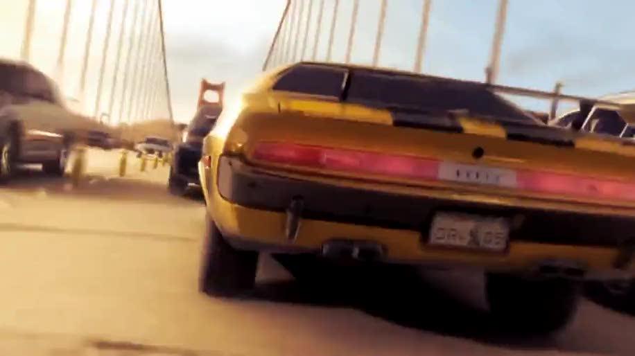 Ubisoft, Rennspiel, San Francisco, Driver, Fluchtwagen