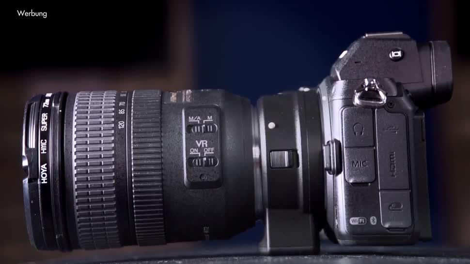 Kamera, ValueTech, Fotografie, DSLM, Nikon, Vollformat, Z5