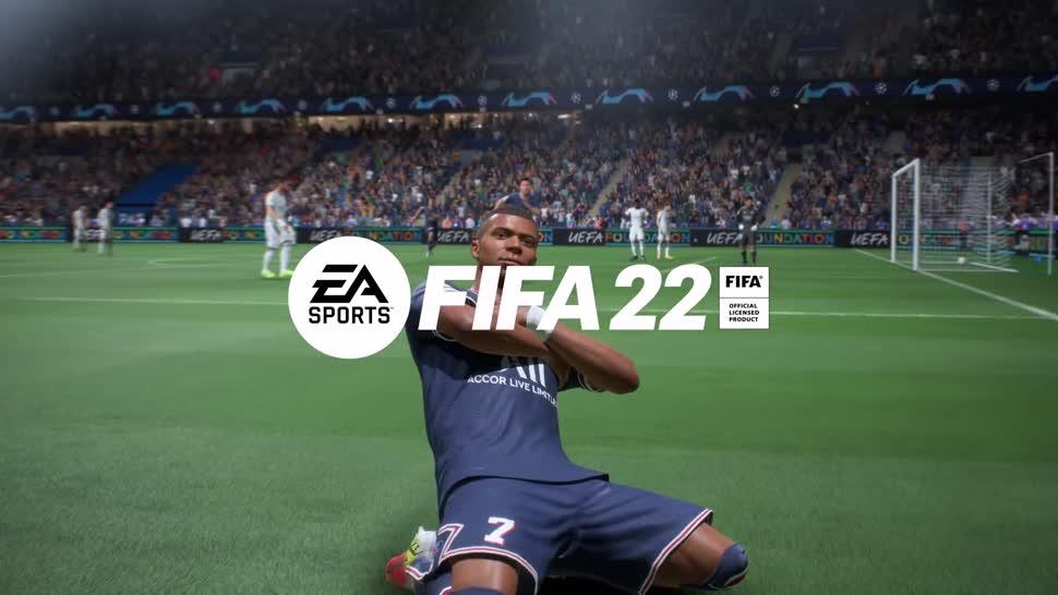 Trailer, Electronic Arts, Ea, Fußball, Simulation, Fifa, EA Sports, Sportspiel, Fifa 22